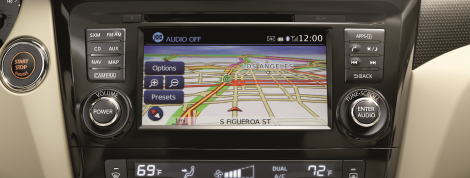 nissan navigation map updates | here