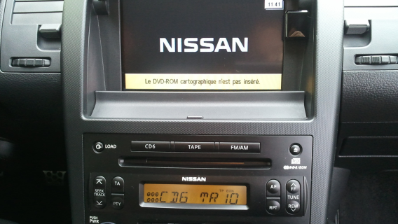 Nissan Choosing System Here